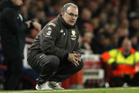 Leeds Dihajar Man United, Bielsa Ulangi Rekor Buruk 28 Tahun Lalu