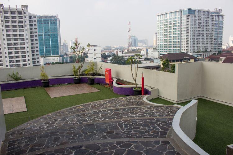 Rooftop Fox Harris City Center, Bandung