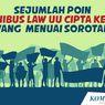 Merasa Dibohongi DPR, LP Ma'arif NU akan Gugat UU Cipta Kerja ke MK