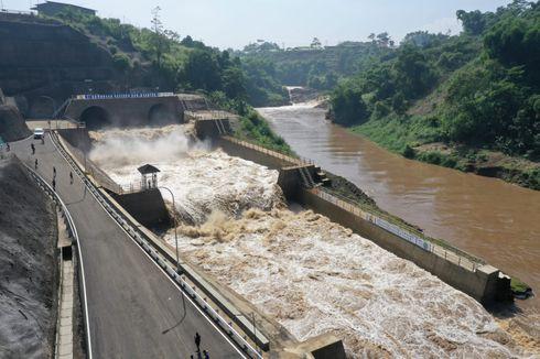 Terbukti, Terowongan Nanjung Kendalikan Banjir Bandung Selatan
