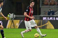 Lazio Vs AC Milan, Kaki Pengganti Ibrahimovic Cuma Tahan 45 Menit