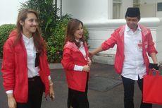 Bertemu Jokowi, PSI Dapat Tips Memenangi Pileg 2019