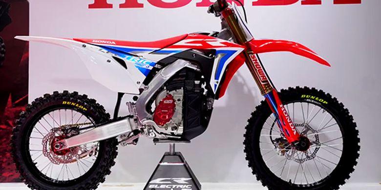 Honda Perkenalkan Motor Trail Listrik