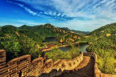 Baru Dibuka, Tembok Besar China Kena Vandalisme