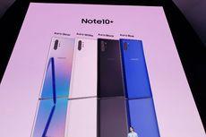 Harga Samsung Galaxy Note 10 dan Note 10 Plus di Indonesia
