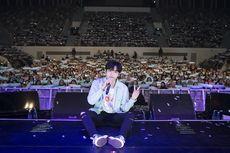Fan Meeting Kim Jae Hwan Suguhkan Mini Konser hingga Janji Album Baru