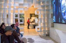 Kedutaan Italia Gelar Pameran Pengetahuan dan Seni Instalasi