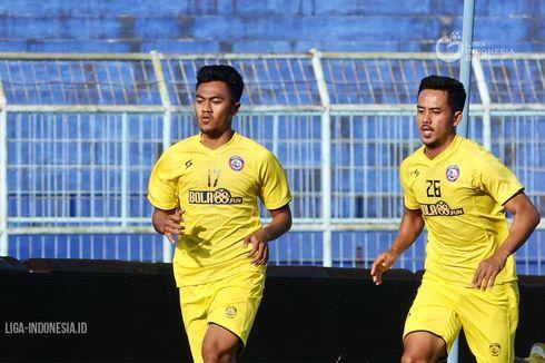 Usai Cedera, Eks Timnas U23 Merasa Beruntung Dapat Kesempatan di Arema