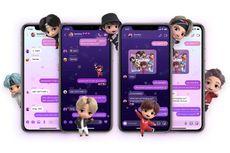 Facebook Rilis Tema Edisi Khusus BTS untuk Instagram dan Messenger