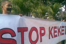 Polisi Sudah Kantungi Tersangka Perusakan Kantor Radar Madura