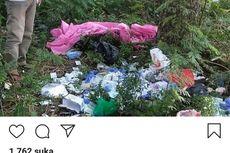 Limbah Medis Covid-19 Ditemukan di Pinggir Jalan Kabupaten Bekasi, Ini Penjelasan Polisi