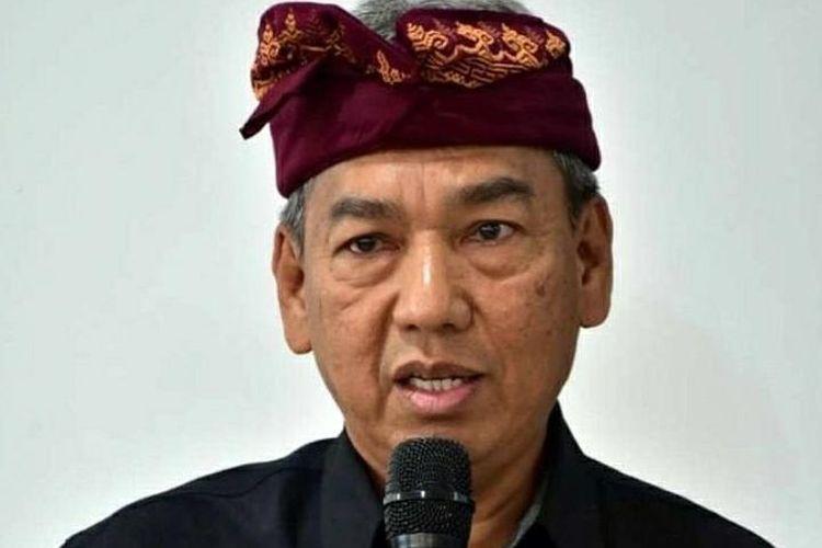 Kepala OJK Bali-Nusra, Elyanus Pongsoda