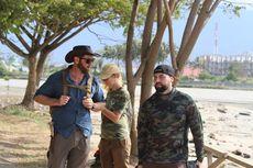 Kantongi Izin, Forrest Galante Segera Terjun ke Sungai Palu untuk Tangkap Buaya Berkalung Ban