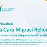 Dimigrasi, Nasabah BNI Syariah Diminta Unduh Aplikasi BSI Mobile
