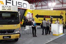 Sektor Logistik Bikin Mitsubishi Fuso Melambung