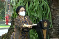 Cerita Megawati Jadi Pembawa Bendera Pusaka di HUT RI Tahun 1964