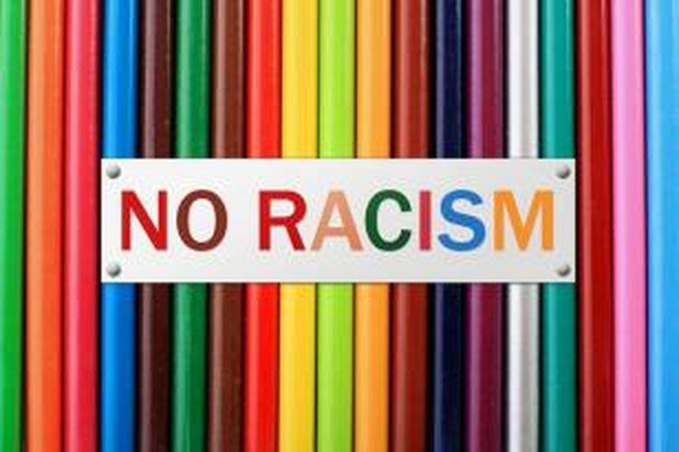 Stop rasisme.