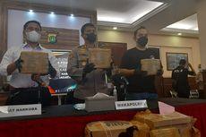 Bongkar Jaringan Peredaran Ganja Jakarta-Jawa Barat, Polisi Ungkap Modus Klasik