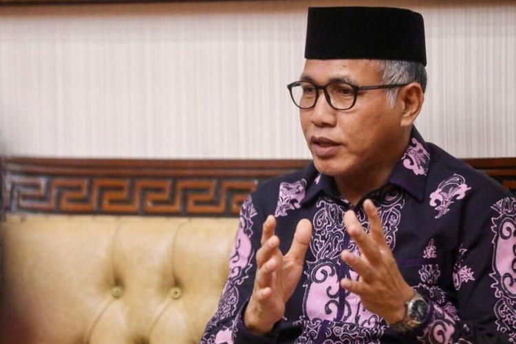 Gubernur Aceh, Nova Iriansyah