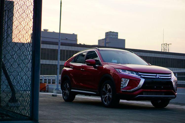 Detil produk terbaru dari Mitsubishi yang hadir di GIIAS 2019, Eclipse Cross