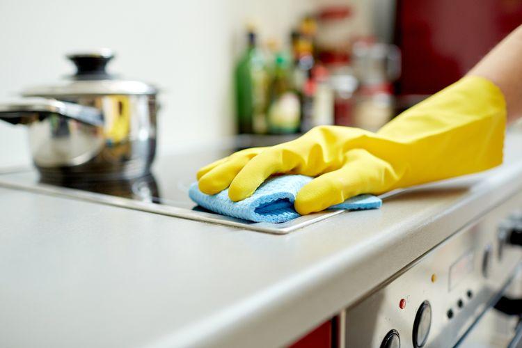 Tidak menunda membersihkand apur