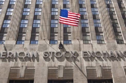 Dampak Perang Dagang AS-China, Wall Street Ditutup Melemah