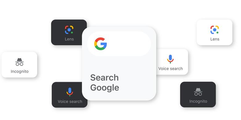 Widget Google Search