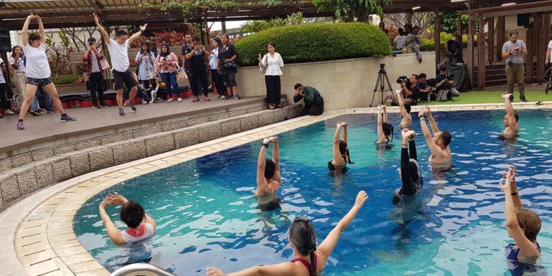 Aquafit Fitness First