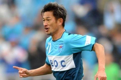 Pemain Lima Dekade, Kazuyoshi Miura Teken Kontrak Baru Menjelang Usia 54 Tahun