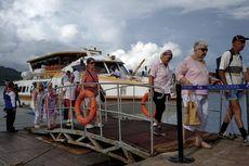 Pascagempa, 2.161 Wisatawan Kapal Pesiar Tiba di Lombok