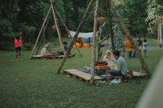 Camp Coffee & Nature, Ngopi di Hutan di Tengah Kota Jogja