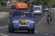 Mudik, Polisi Tutup Ratusan Tempat Putar Balik di Jalur Pantura Indramayu