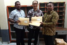 Kantor Pos Ambon Tahan Tiga Karung Paket Tabloid Indonesia Barokah