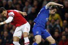 Susunan Pemain Arsenal Vs Everton, Andre Gomes di Bangku Cadangan
