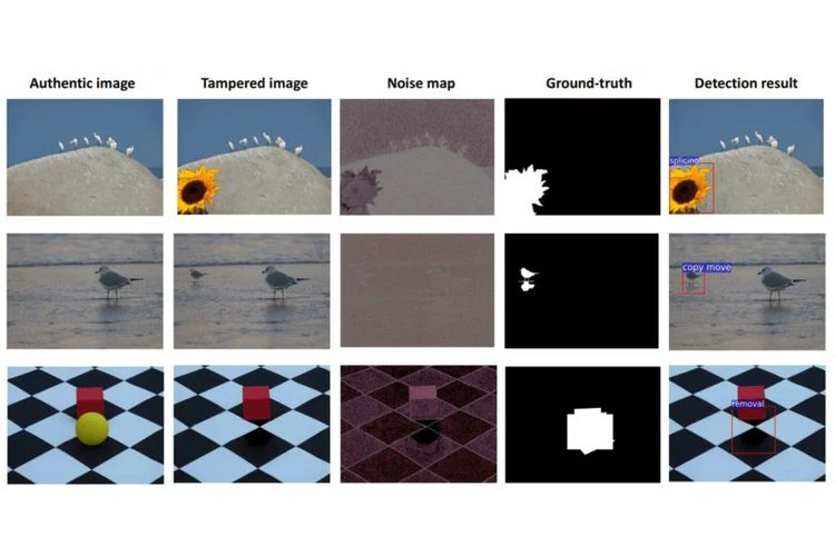 Adobe mengembangkan kecerdasan buatan (AI) yang bisa mengenali foto hasil editan