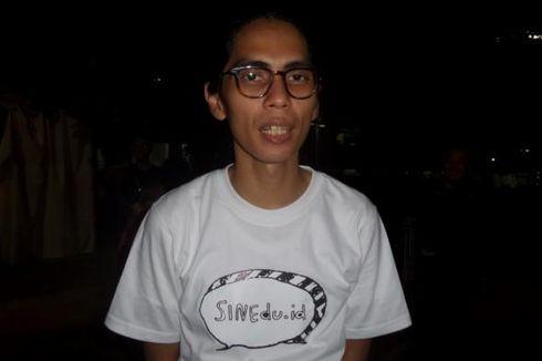 Angga Sasongko: Pak Jokowi, Pemerintahan Anda Sedang Mencuri Masa Depan Jan Ethes dan Anak Indonesia