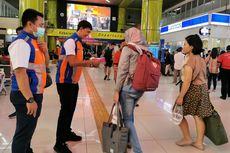 Tak Punya SIKM, 5 Penumpang KA dari Surabaya Dikarantina di Gelanggang Remaja Gambir