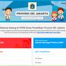 PPDB Jalur Prestasi DKI Jakarta Dibuka, Simak Link dan Cara Daftar