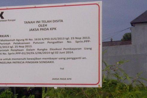 Tanah Angelina Sondakh yang Dilelang KPK di Bali Belum Laku