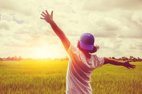 Manfaat Sinar Matahari Tetap Lebih Baik Ketimbang Suplemen Vitamin D