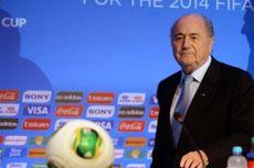 Blatter: Nilai 9,25 untuk Piala Dunia 2014