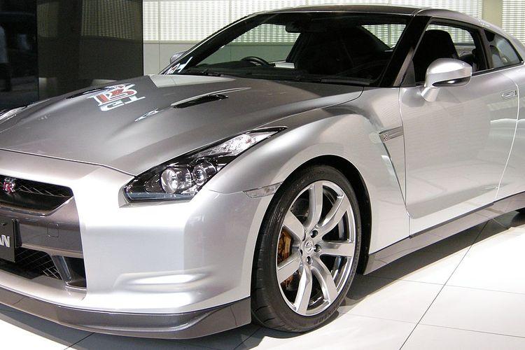 Nissan GT-R R35