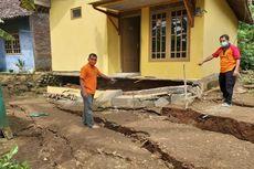 Bencana Tanah Bergerak di Purworejo, 3 Rumah Ambruk, 31 Jiwa Mengungsi