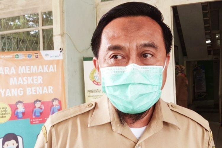 Kepala Dinas Kesehatan Kota Pontianak Sidiq Handanu