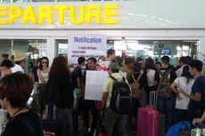 Bandara Ngurah Rai Ditutup, 10 Penerbangan Internasional Tertunda