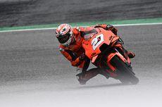 Hasil FP4 MotoGP Emilia Romagna: Banyak Pebalap Tergelincir, Lecuona Tercepat