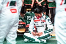 Sean Gelael Memulai Free Practice Le Mans 24 Hours dengan Menjanjikan