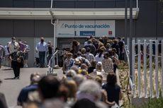 Tercepat di Eropa, Begini Cara Spanyol Lakukan Vaksinasi Covid-19