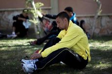Israel Larang Pelari Gaza Ikut Maraton di Tepi Barat