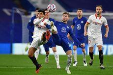 Chelsea Vs Sevilla, The Blues Tertahan di Stamford Bridge
